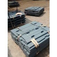 8+6高铬合金衬板河北生产厂家质量稳定可靠