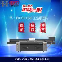 江苏亚克力党建牌3d平板打印机 亚克力文化宣传栏喷绘机