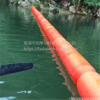 水电站怎么安装拦污设备聚乙烯塑胶浮筒介绍