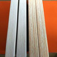 铝天花厂家铝方通批发U型铝扣板吊顶仿木纹生态木天花吊顶广告牌