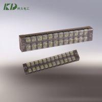 TB-3512黄铜接线端子35A12位长条600V接线端子排 高低压接线端子