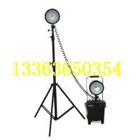 FW6102GF便携应急升降工作灯/防爆LED探照灯/30W/ 移动应急照明汇能