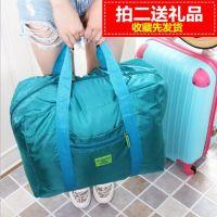 住院收纳袋手提衣服包飞机男女大容量行李包布袋包登机包健身包带