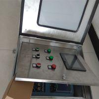 电力标准型电气控制柜 电控柜 不锈钢等级挑选
