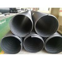 周口市下水道排污管增强型钢带波纹管