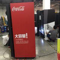深圳新发现定制不翘边速卖柜贴纸广告多少钱一平方
