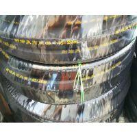 供应定做夹布缠绕胶管输水大口径耐磨软管高低压大直径胶管