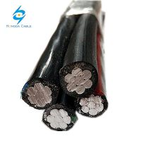 ABC cable service drop cable 4 C 10 mm2