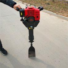热售苗圃园林挖树机 省力省时汽油移植挖树机