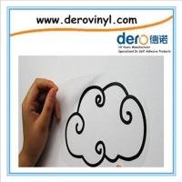 PVC自粘透明广告刻字贴转移膜厂家直销户外广告专用刻字贴转移膜