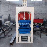 供应静压砌块成型机 混凝土制砖机面包砖机 标准液压免烧砖机