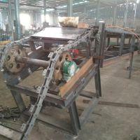 金属链板输送机耐磨 板式输送机厂家直销