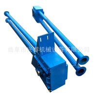 硅胶粉管链输送机 各种原料提升机 活性炭管链机