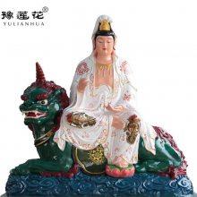 供奉厂家东方净琉璃世界的药师佛、横三世佛、娑婆三圣佛像