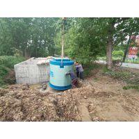 绵阳一体化雨水泵站YXWT380作用