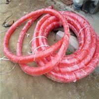 供应软管便携式吸粮机 牛筋管状吸粮机 润丰装车抽粮机