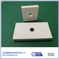 选粉机用耐磨氧化铝陶瓷衬板淄博赢驰生产