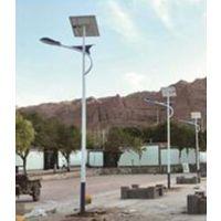 农村30Wled太阳能路灯多少钱/新农村专用太阳能路灯