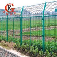 框架护栏网公路护栏高速路铁路机厂封闭可定尺