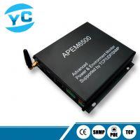 无线GPRS传输机房动环监控温湿度采集器主机支持TCPIP/SNMP协议