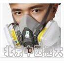 中西 酸缸用防毒面具 型号:TB45-3M-6200 库号:M405846