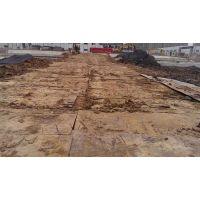 阜阳界首钢板出租,楼面吊车施工,钢板铺路,路基钢板大量供应
