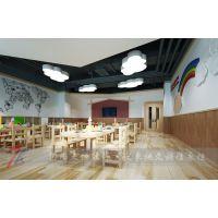 商丘艺术培训学校装修公司--天天少儿艺术培训学校设计案例