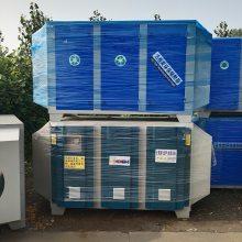绿源牌喷漆房废气处理设备 汽车家具喷漆房漆雾处理 环保箱 活性碳过滤箱 100%达标