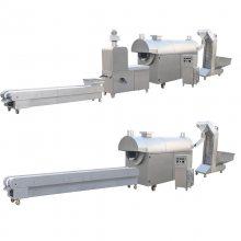 DCCL6-20型全自动电磁流水线炒货机生产厂家