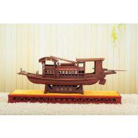 建党100周年1米-3米南湖红船木船模型厂家定做