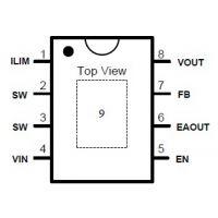HT8903(内置MOS、9V、9A高效率升压IC)