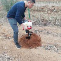 襄阳轻便种植打窝机 大棚种植挖坑机 山地植树挖坑机哪里有卖