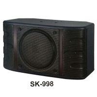 批发BIK款SK-998 单10寸四高音卡拉OK包房音箱练歌房K歌hifi音响