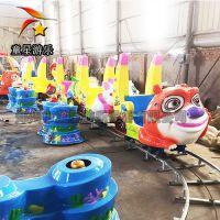 室内外中小型儿童游艺设施16人欢乐锤童星游乐设备厂家供应