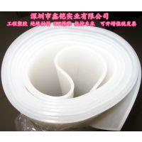 硅胶板硅胶垫片耐高温绝缘减震垫1/2/3/4/5/6/8mm加厚密封橡胶皮