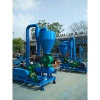 多种型号的大型气力吸粮机 移动式气力吸粮机长期供
