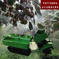 整地作畦种植施肥好帮手 福建火龙果开沟追肥机
