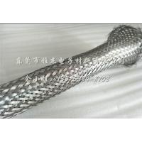 不锈钢编织网套,不锈钢编织网管材质有哪些?