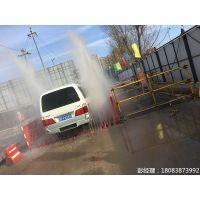 定制丽江工地洗车机(洗轮机冲洗设备)LJ-31 新品