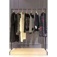 拉夏贝尔品牌折扣尾货折扣女装 北京天兰天服装尾货批发市场新地址灰色多种款式