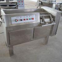 鑫鹏 冻肉切丁机 可轻松拆除,便于清洁机器缝隙中的残渣。