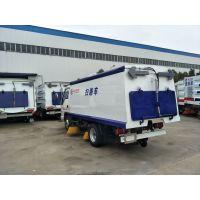 程力威牌CLW5042TSLB5 大型柴油扫路车 小区道路清洁车 厂家供应