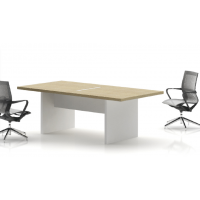 华泰圣瑞板式简约型洽谈会议桌厂家零售