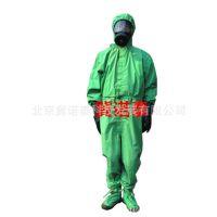 连体式防毒衣/防毒服/油田防护服/防废气服/下水道防护服