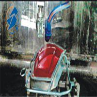 松崎专供六轴往复机/车灯外壳喷涂机/ 自动喷漆机