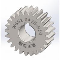 供应标准直齿轮【 M1.00 】,A型,精密齿轮,正齿轮