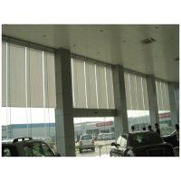 阻燃阳光面料手动卷帘 可做电动 工程遮阳帘 办公室窗帘 一件代发
