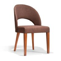木质餐厅椅子,新中式餐椅定做北欧实木餐椅,深圳餐饮家具厂
