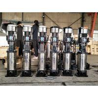 直销QDL锅炉给水泵高扬程多级增压泵 农田排灌泵城市供水泵