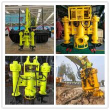 自吸泵 jhw液压驱动自搅吸挖掘机泥沙泵 耐磨性能超好